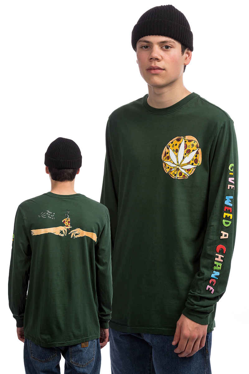 Altamont Give It A Chance Longsleeve (forest)