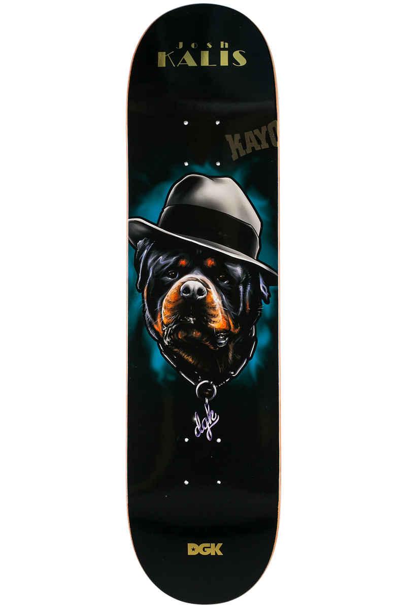 "DGK Skateboards Kalis Spirit Animal 7.875"" Deck (black)"