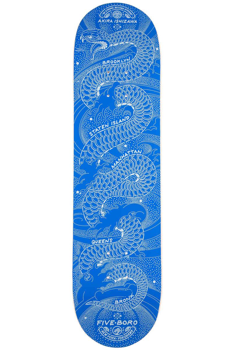 """5BORO Akira Ishizawa 8"""" Deck (light blue)"""