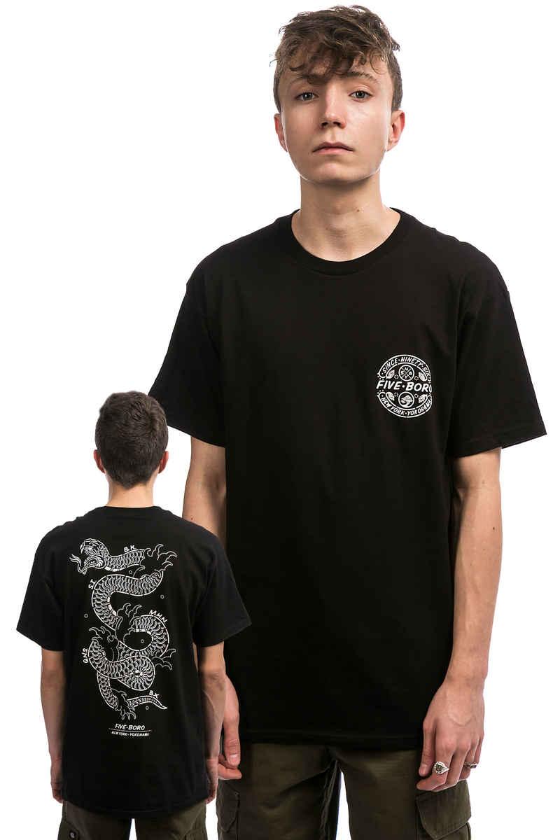 5BORO Yokohama T-Shirt (black)