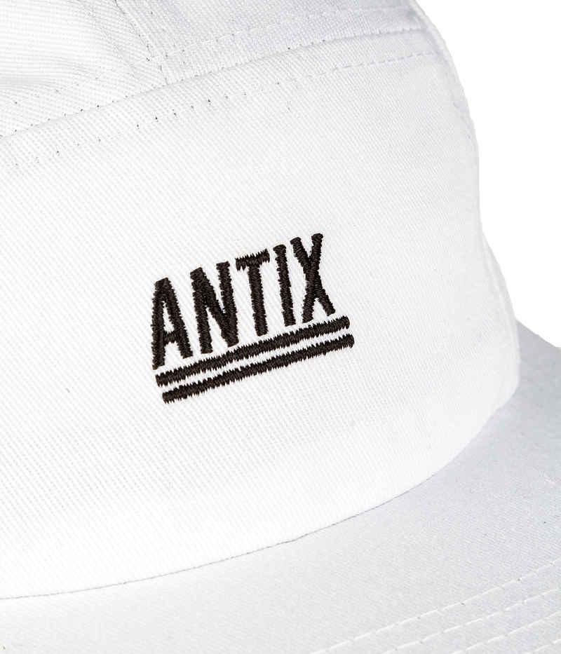 Antix Futura 5 Panel Cap (white)