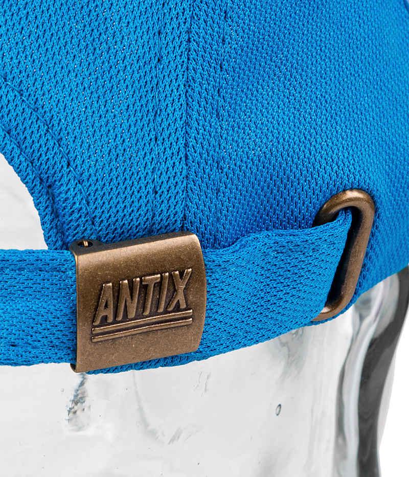 Antix Vita 5 Panel Cap (blue)