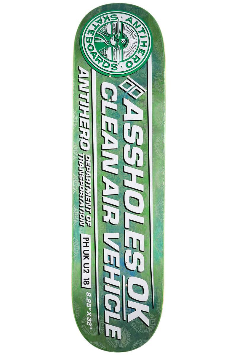 """Anti Hero Clean Air 8.25"""" Deck"""