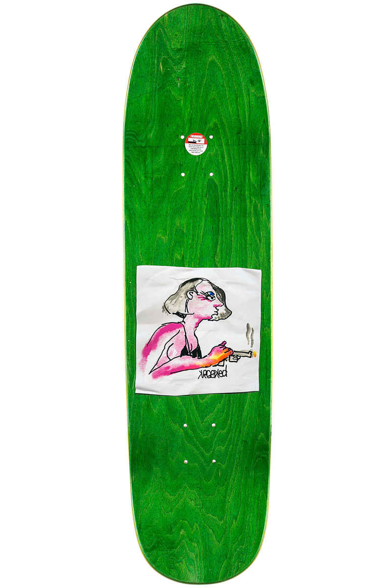 "Krooked Sandoval High Noon 8.5"" Planche Skate"