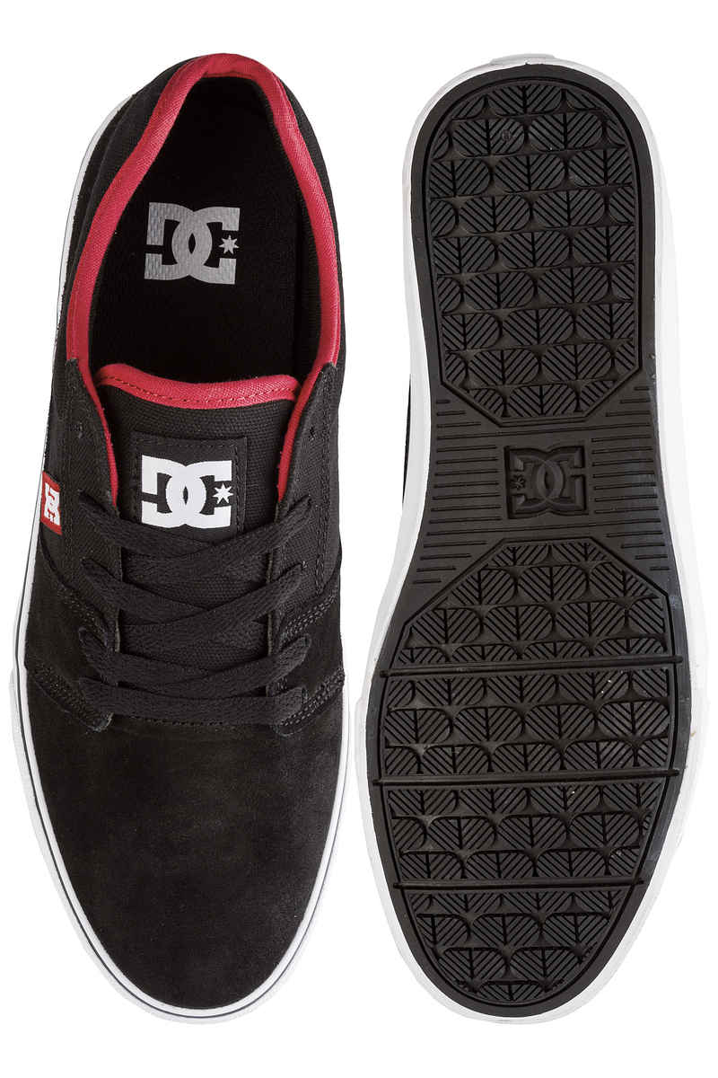 DC Tonik Schuh (black athletic red black)