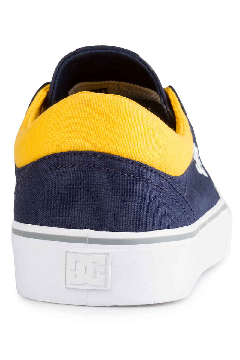DC Trase TX Chaussure (navy yellow)