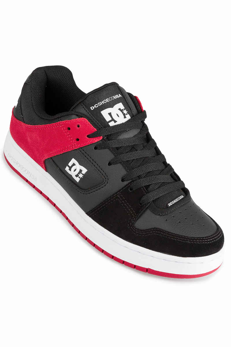 DC Manteca Chaussure - black athletic red I4osiaa0