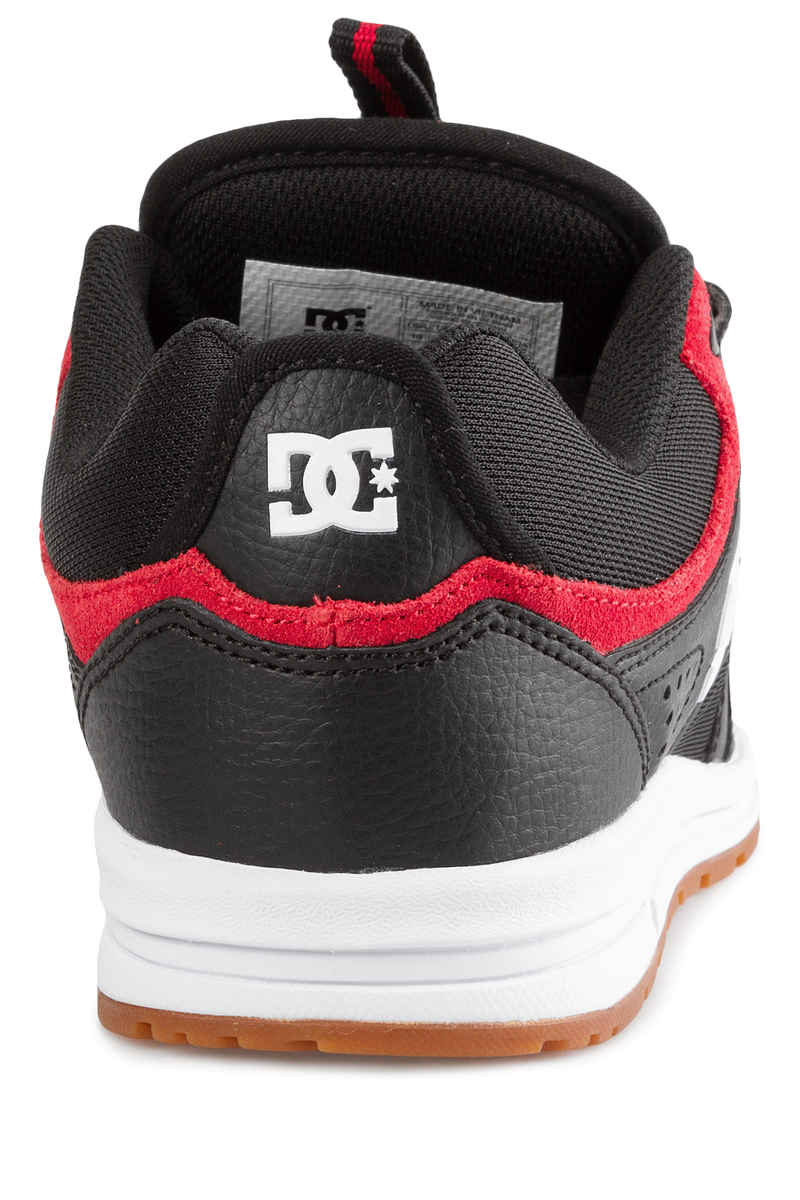 DC Kalis Lite Schuh (black athletic red)