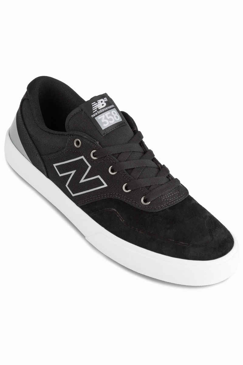 New Balance Numeric Arto 358 Shoes (black)