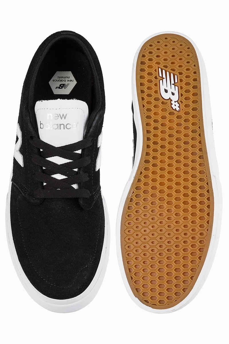 New Balance Numeric 345 Shoes (black white 2)