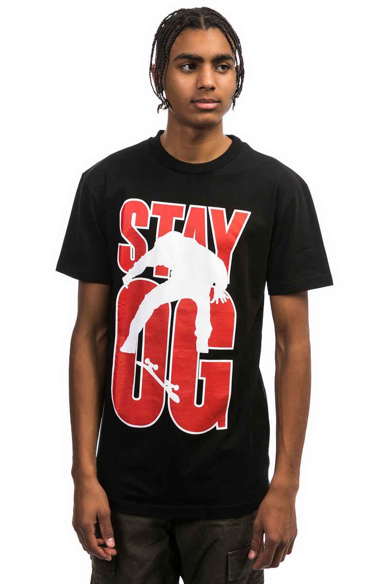 Stay OG Logo T-Shirt (black)