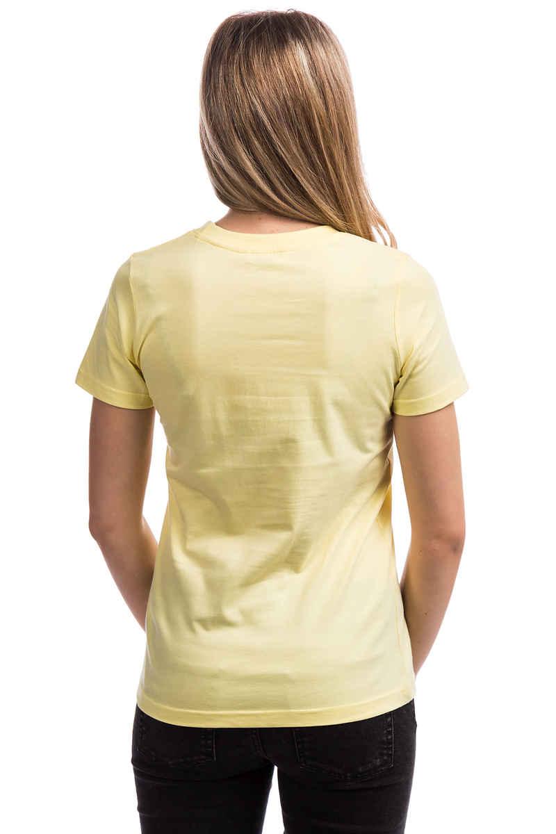 Wemoto Peace Camiseta women (yellow)