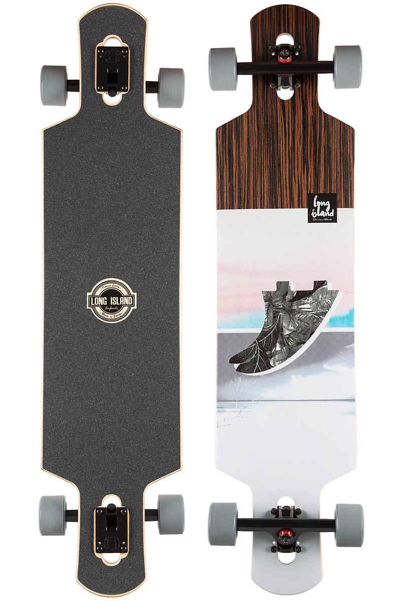 """Long Island Fin 39"""" (99cm) Komplett-Longboard"""