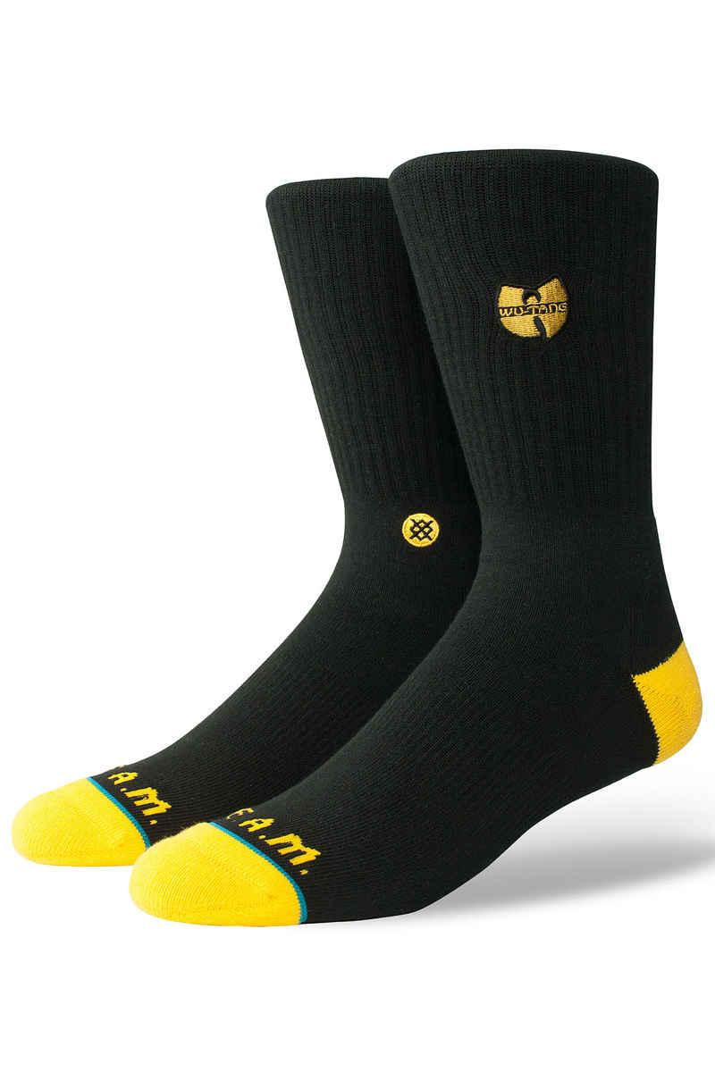 Stance Wu-Tang Patch Socks US 6-12 (black)