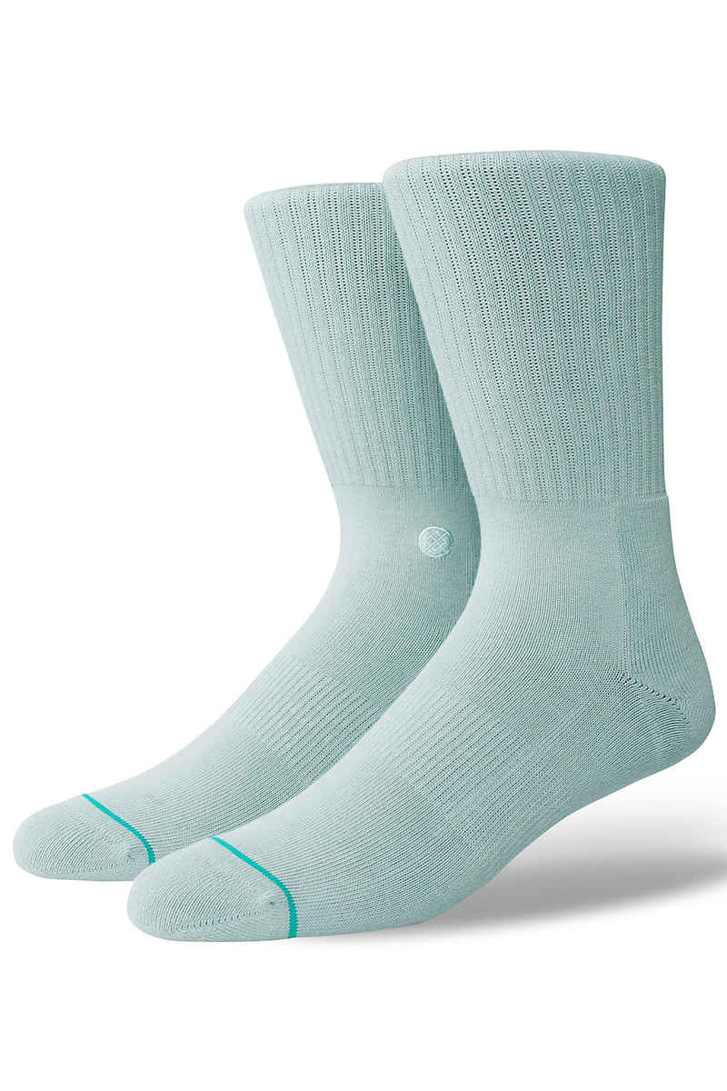 Stance Icon Socken US 6-12 (pastel blue)