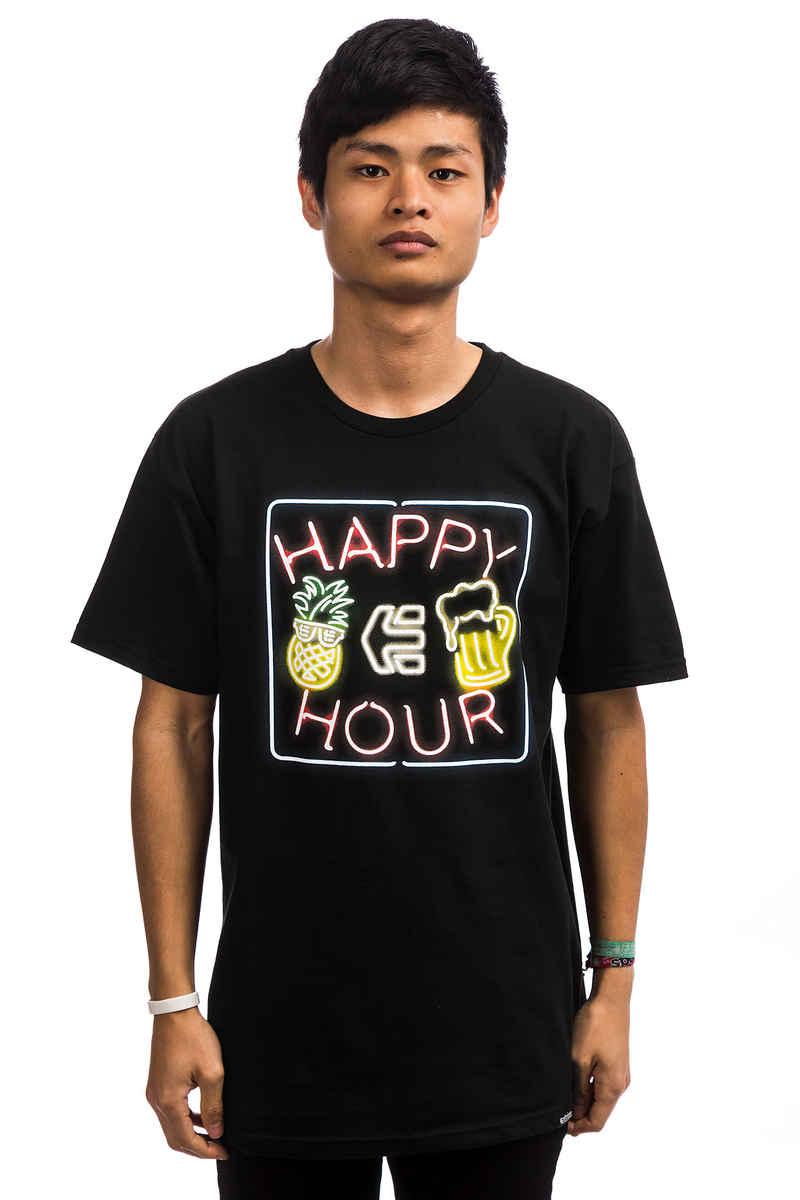Etnies x Happy Hour Neon T-shirt