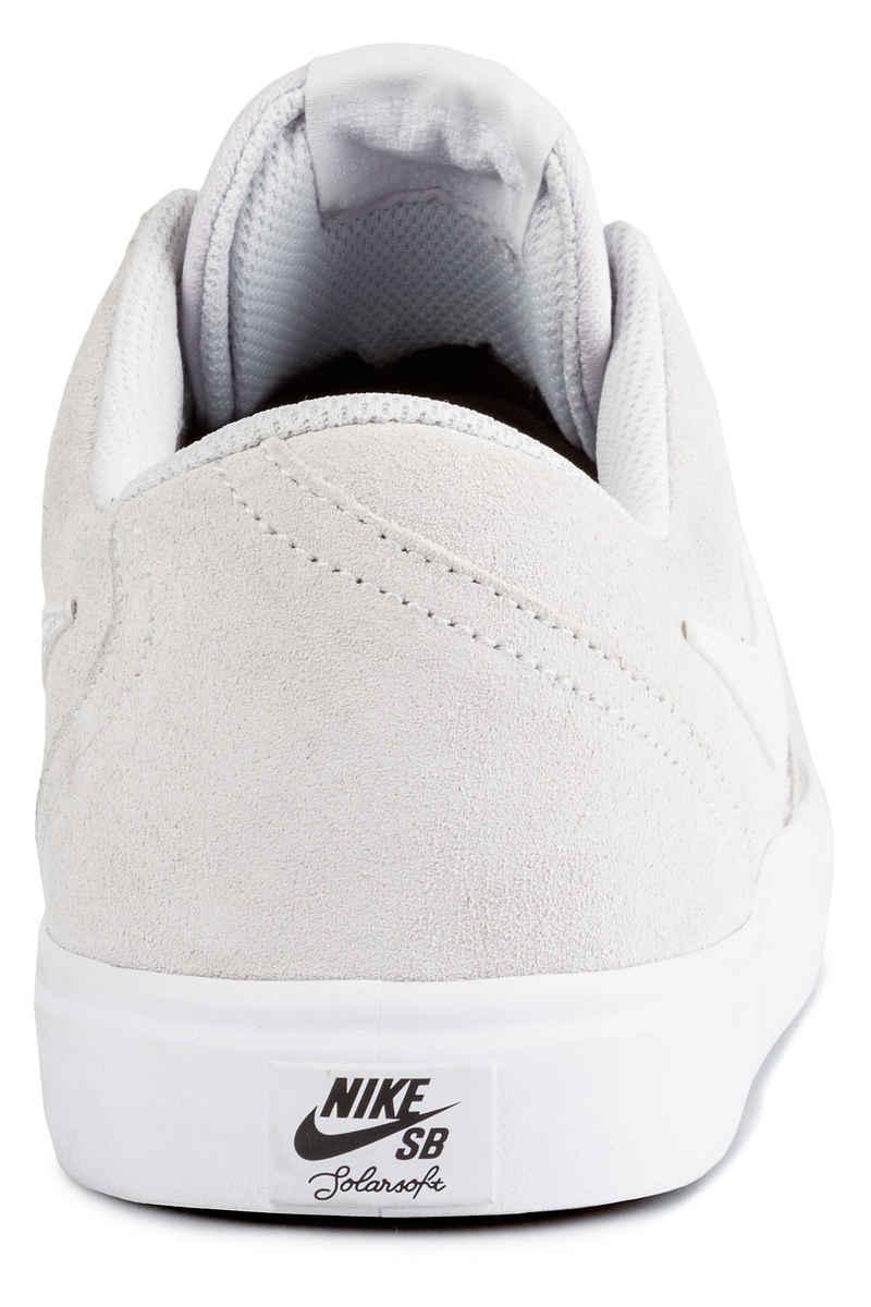 Nike SB Check Solarsoft Shoes (vast grey white)