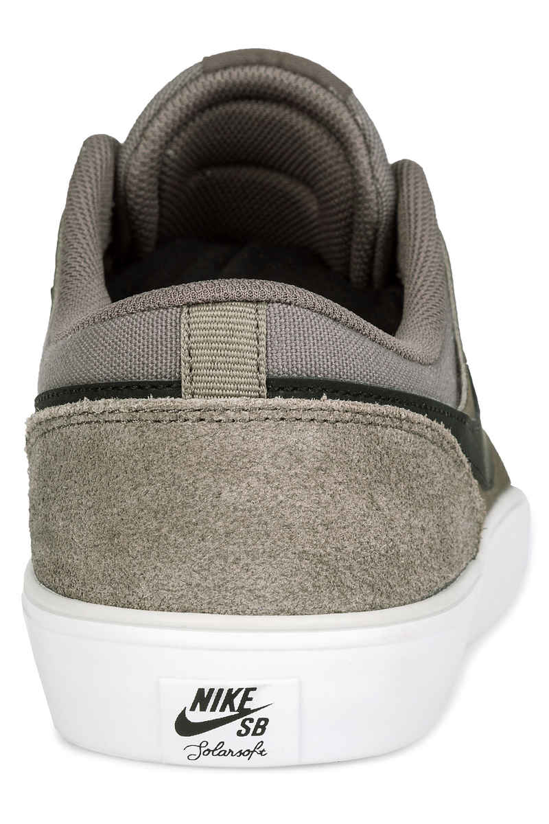 Nike SB Solarsoft Portmore II Shoes (ridgerock black)