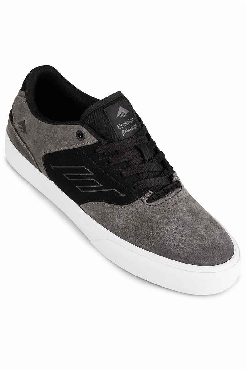 Emerica The Reynolds Low Vulc Schuh (grey black white)