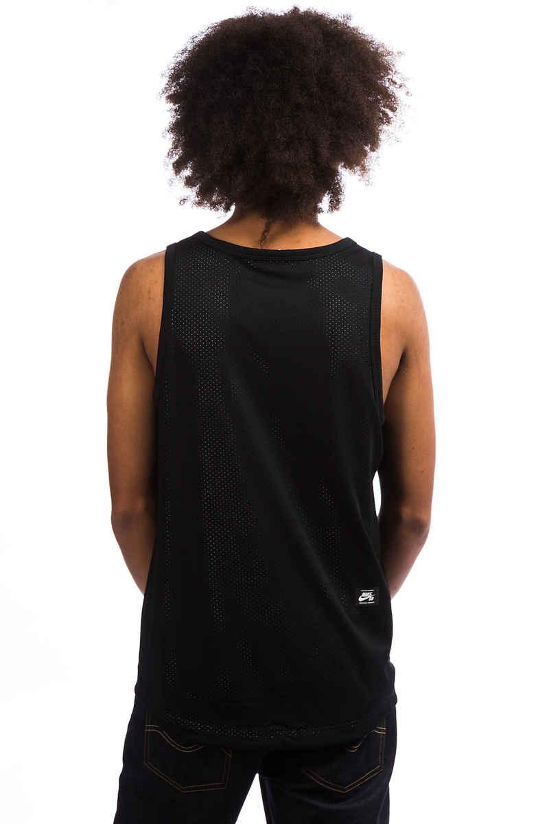 Nike SB Dry Mesh Débardeur (black white)