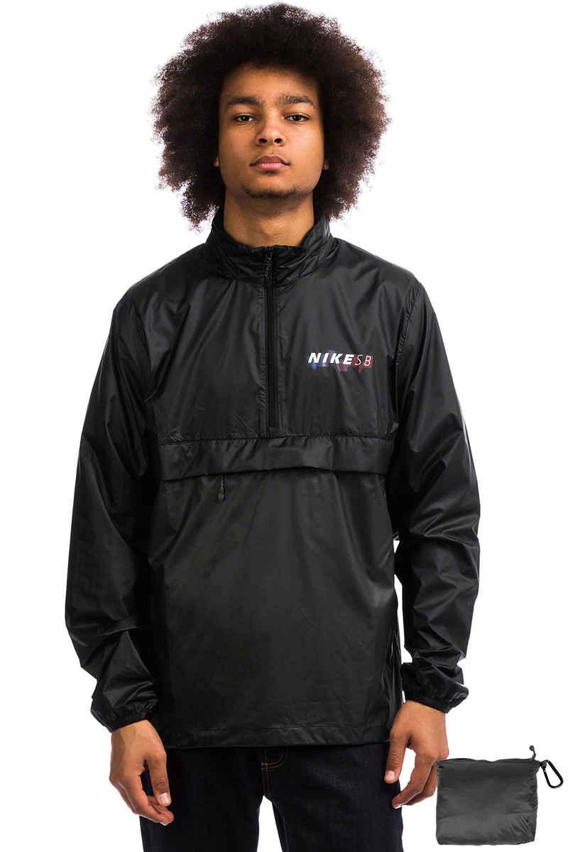 Nike SB Anorak Pack Jacke (black anthracite)