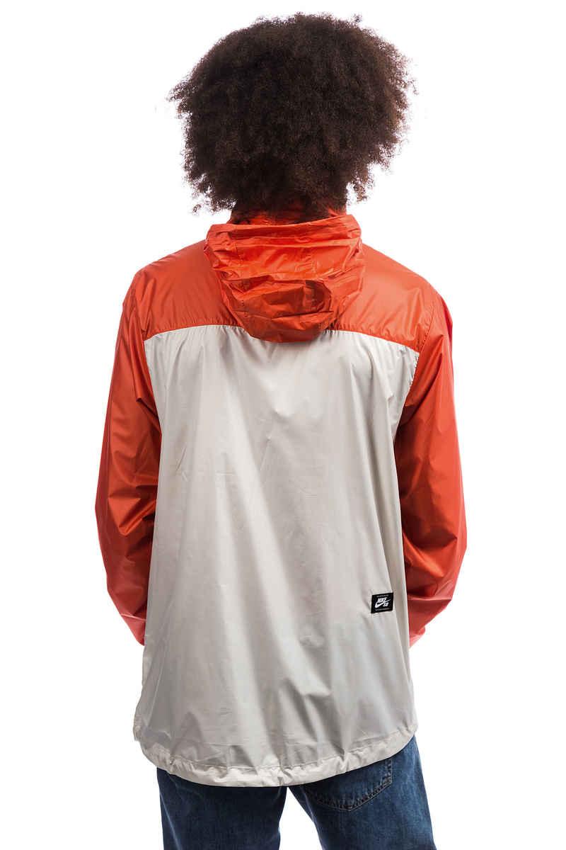 Nike SB Anorak Pack Chaqueta (vintage coral light bone)