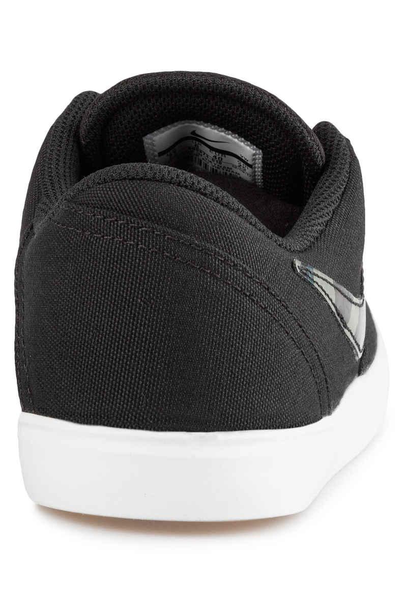 Nike SB Check Canvas Shoes kids (black medium olive)