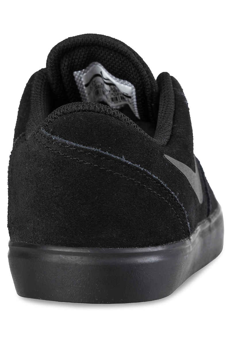 Nike SB Check Suede Chaussure kids (black anthracite)