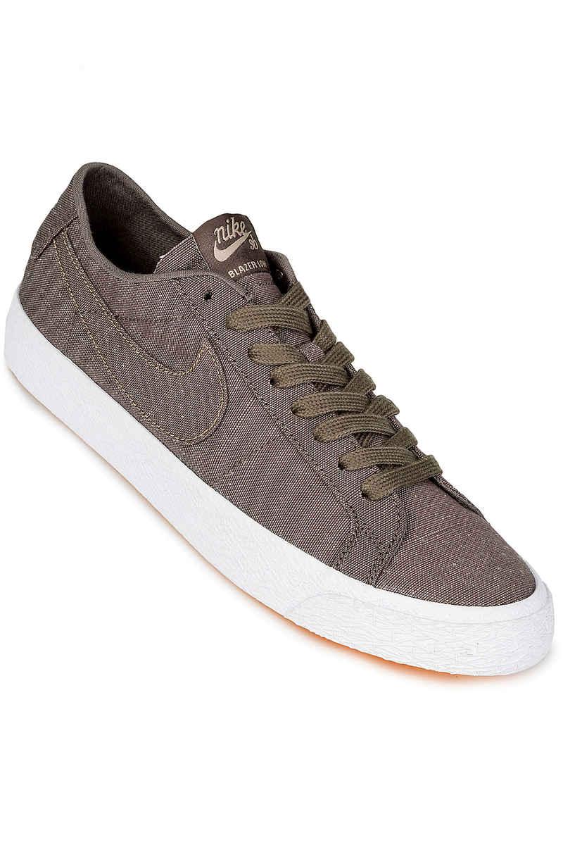 Nike SB Zoom Blazer Low Canvas Deconstructed Schuh (ridgerock khaki)