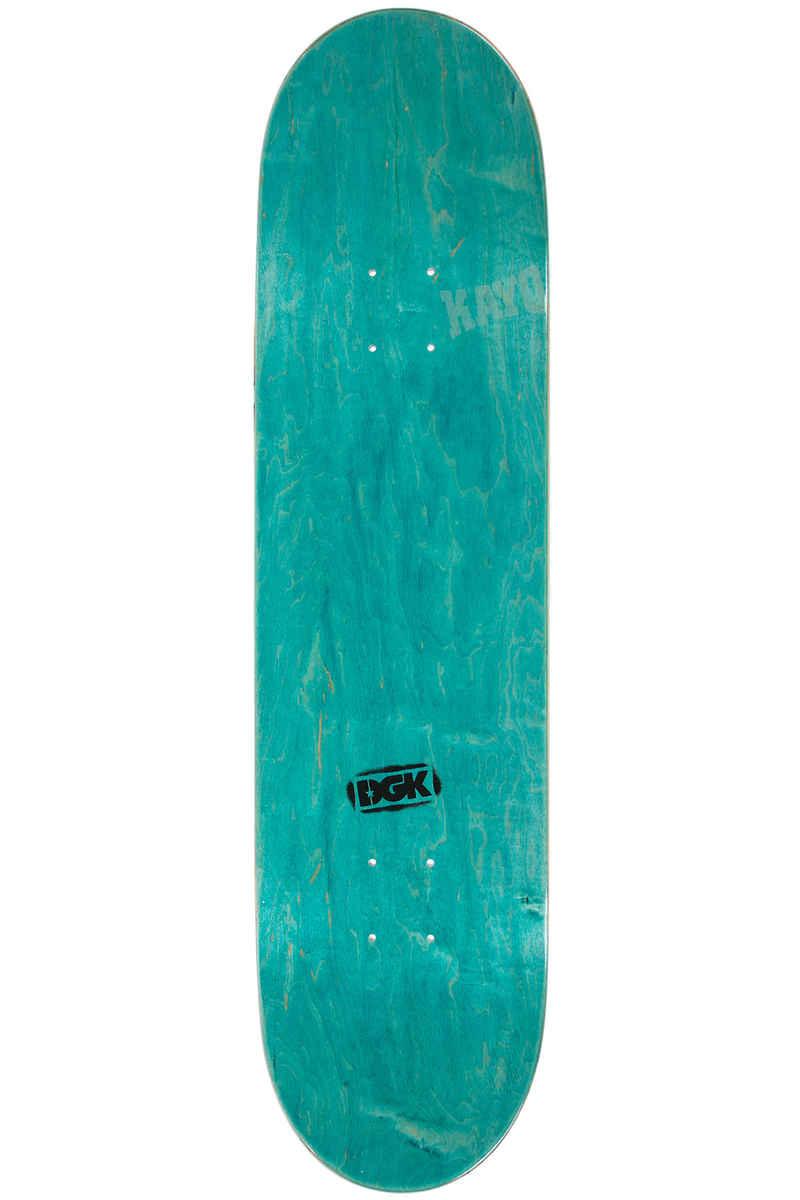 """DGK Skateboards Team 8.25"""" Deck (navy white)"""