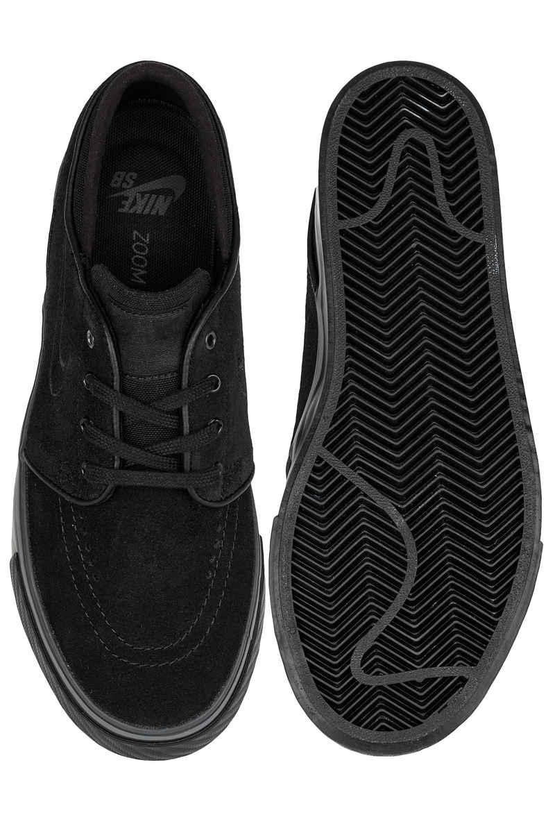 Nike SB Zoom Stefan Janoski Zapatilla women (black black black)