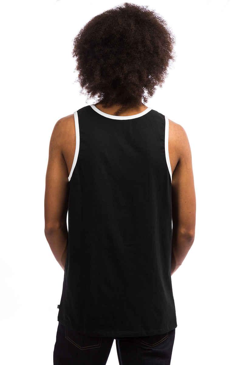 Nike SB Ringer Camiseta de tirantes (black white)