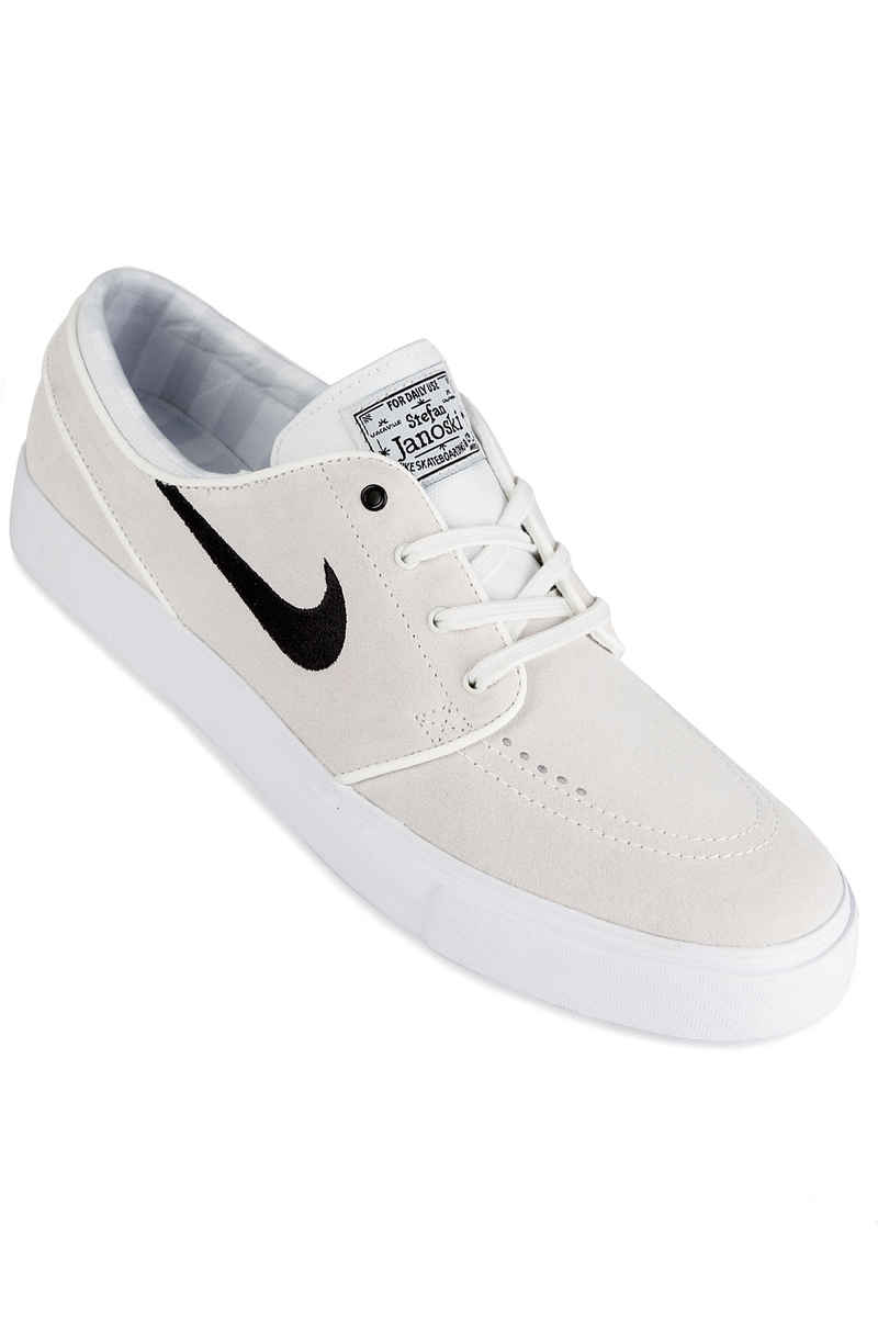 Nike SB Zoom Stefan Janoski Shoes (summit white pure platinum)