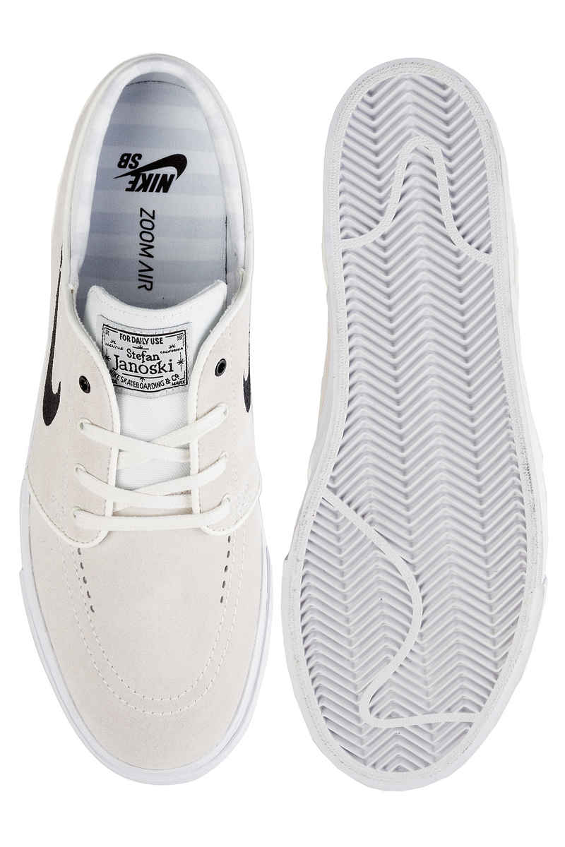 Nike SB Zoom Stefan Janoski Chaussure (summit white pure platinum)
