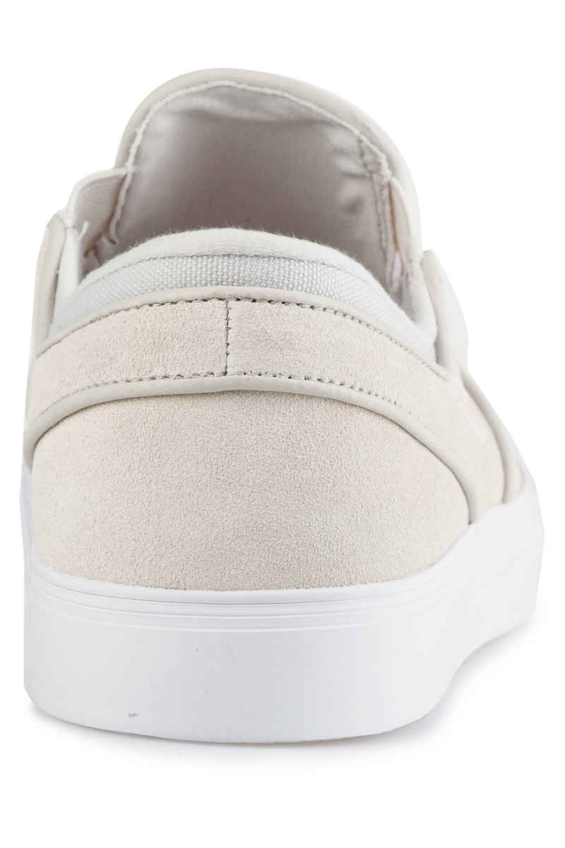 Nike SB Zoom Stefan Janoski Slip Schuh (white light bone)