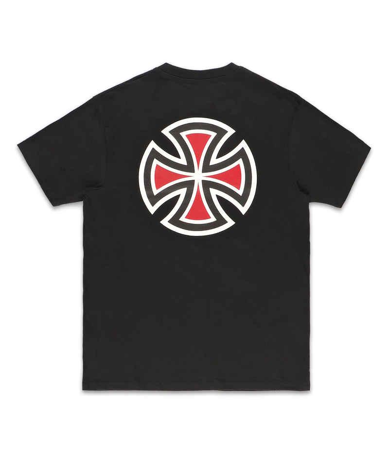 Independent Bar Cross T-Shirt (black)