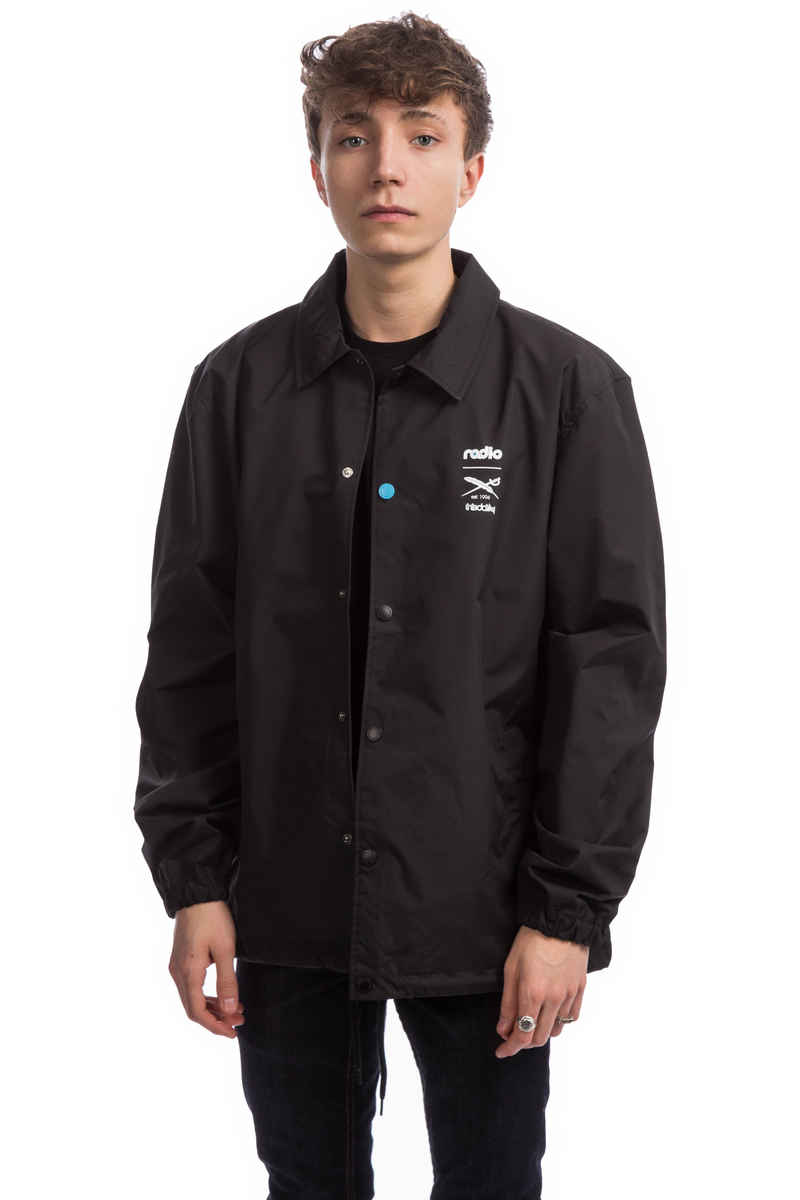 Iriedaily x Radio Team Jacke (black)