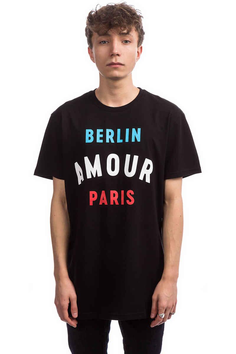 Iriedaily x Radio Amour T-Shirt (black)