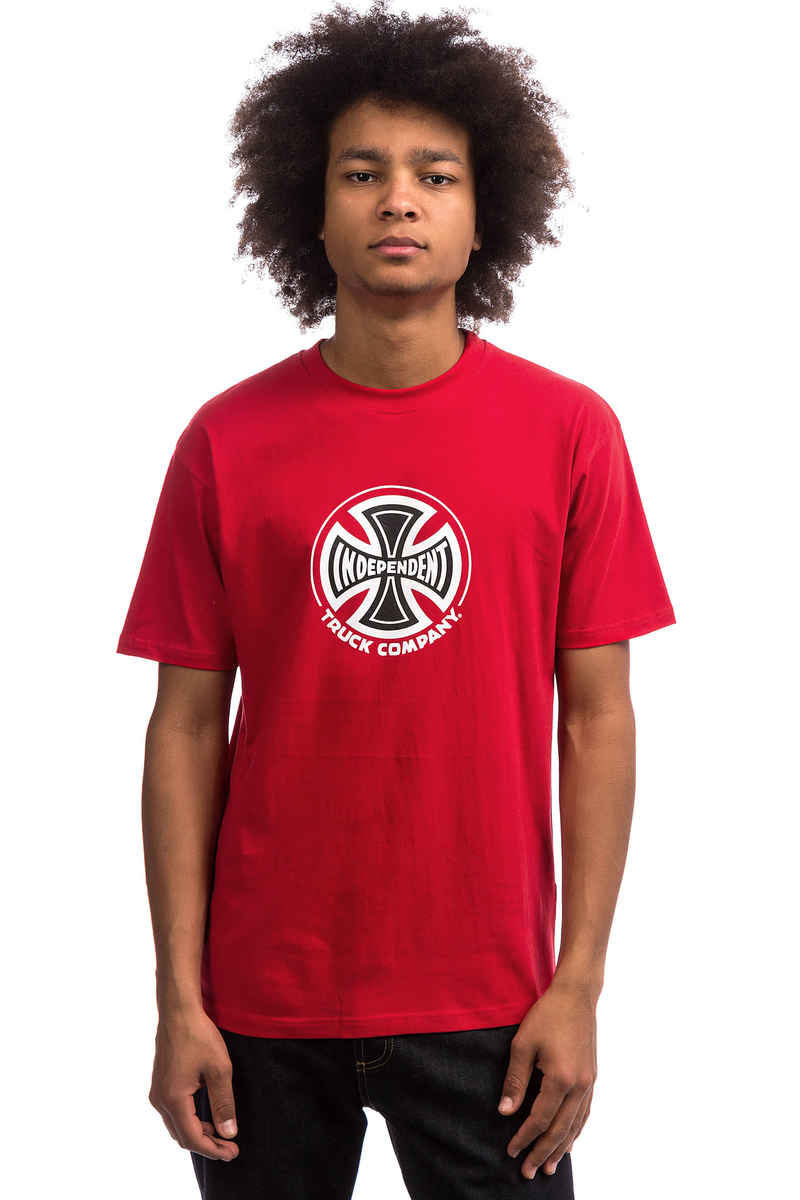 Independent Truck Company T-Shirt (red)