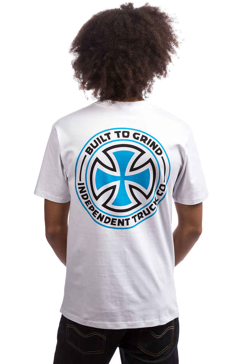 Independent BTG Cross T-Shirt (white)