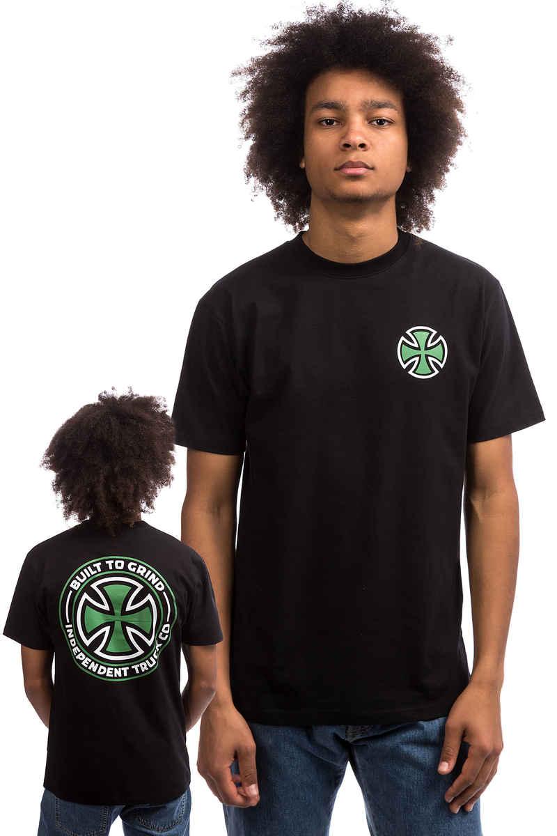 Independent BTG Cross T-Shirt (black)