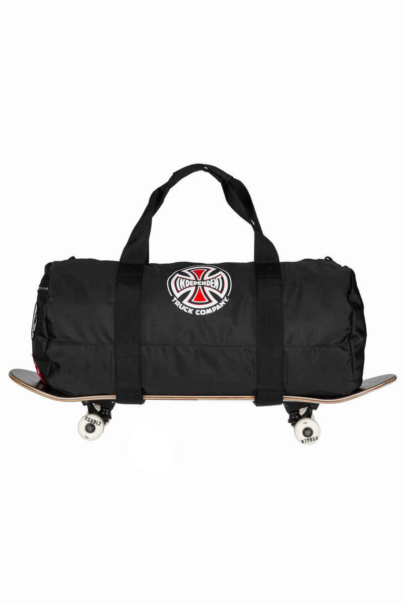 a50a9f7f6c Independent Seek Duffle Bag (black) buy at skatedeluxe