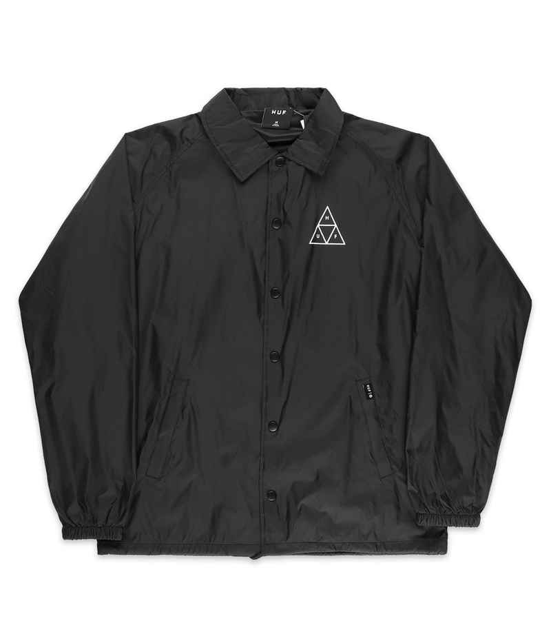 HUF Essentials TT Coaches Veste (black)
