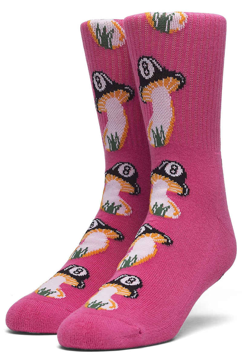 HUF Chloe K Socks US 8-12 (pink)