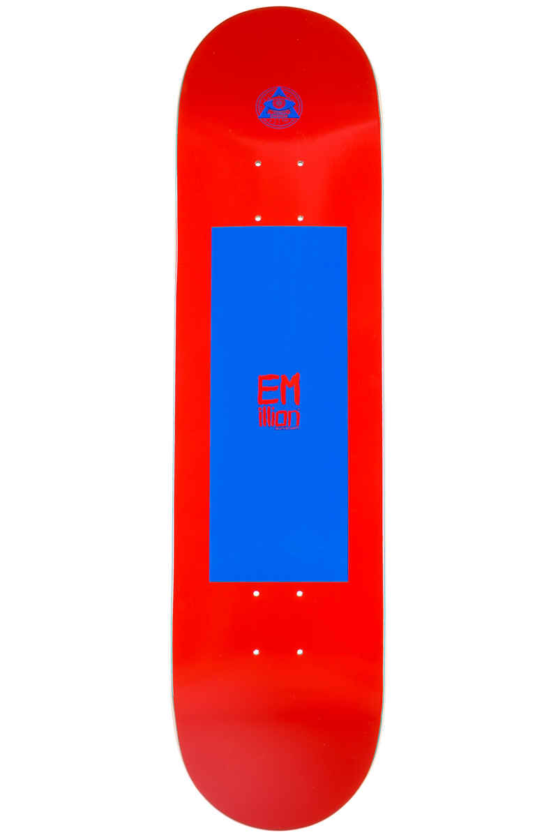 """EMillion Chosen II 8"""" Planche Skate (red)"""
