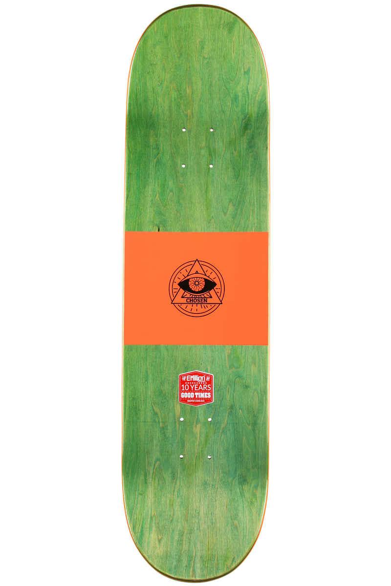 "EMillion Chosen II 8.5"" Planche Skate (green)"