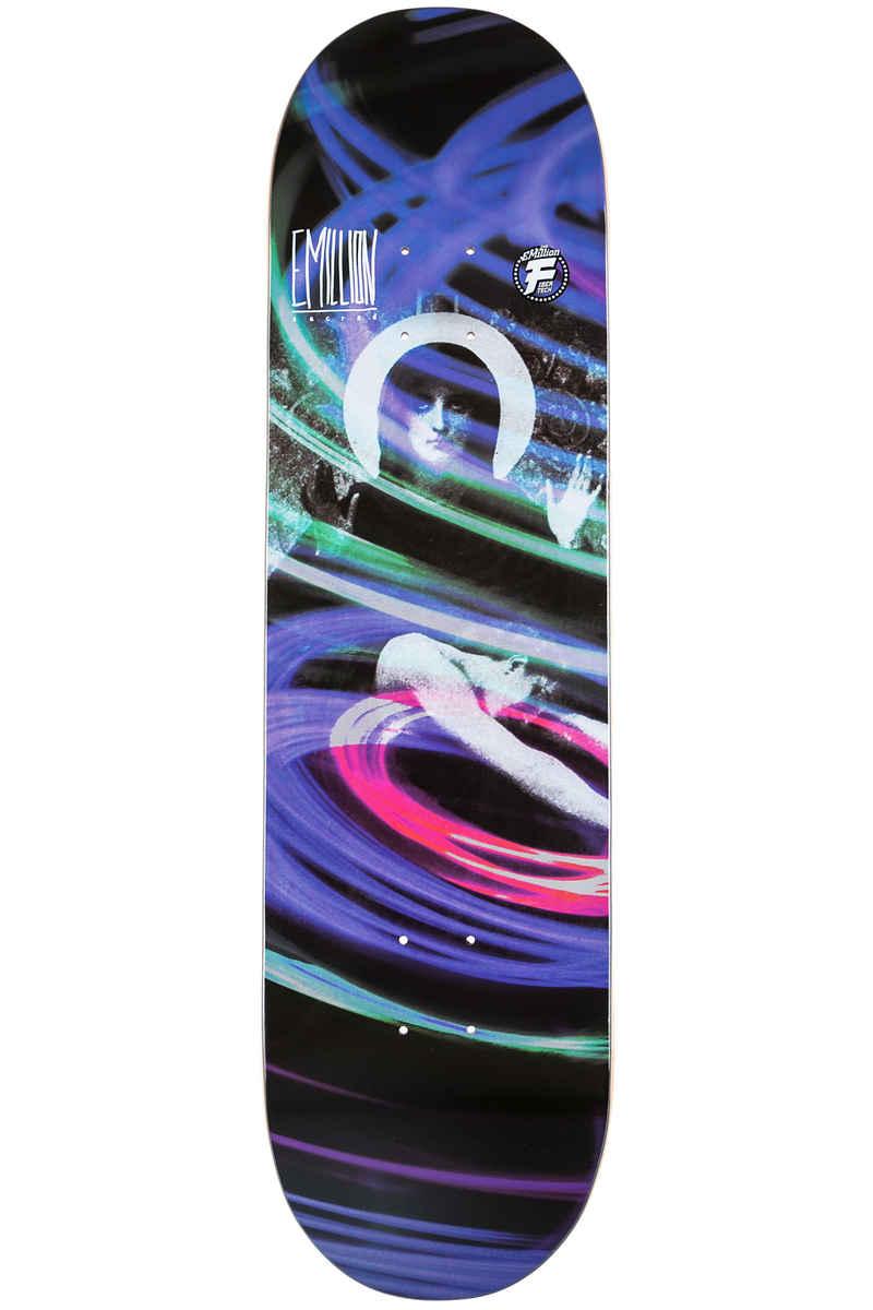 "EMillion Sacred Fibertech 8.5"" Planche Skate (multi)"