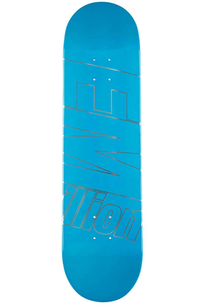"""EMillion Full Metal Dip 8.25"""" Planche Skate (blue)"""