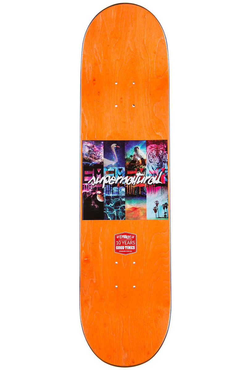 "EMillion Supernatural Monkey 8.25"" Planche Skate (multi)"