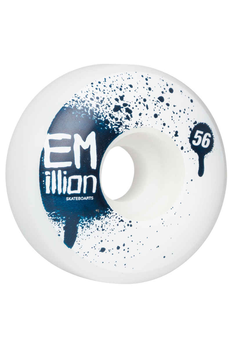EMillion Tag Roue (white) 56mm 100A 4 Pack